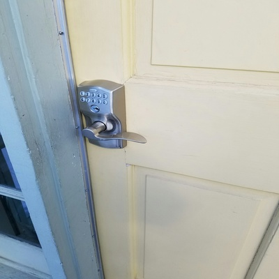 Keypad Entry for Homes and Businesses in Falmouth and Portland, Maine
