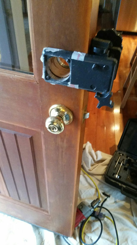 Deadbolt Installation at Residential and Commercial Properties in Maine